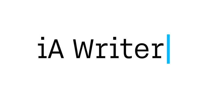 iA Writer Markdown Editor