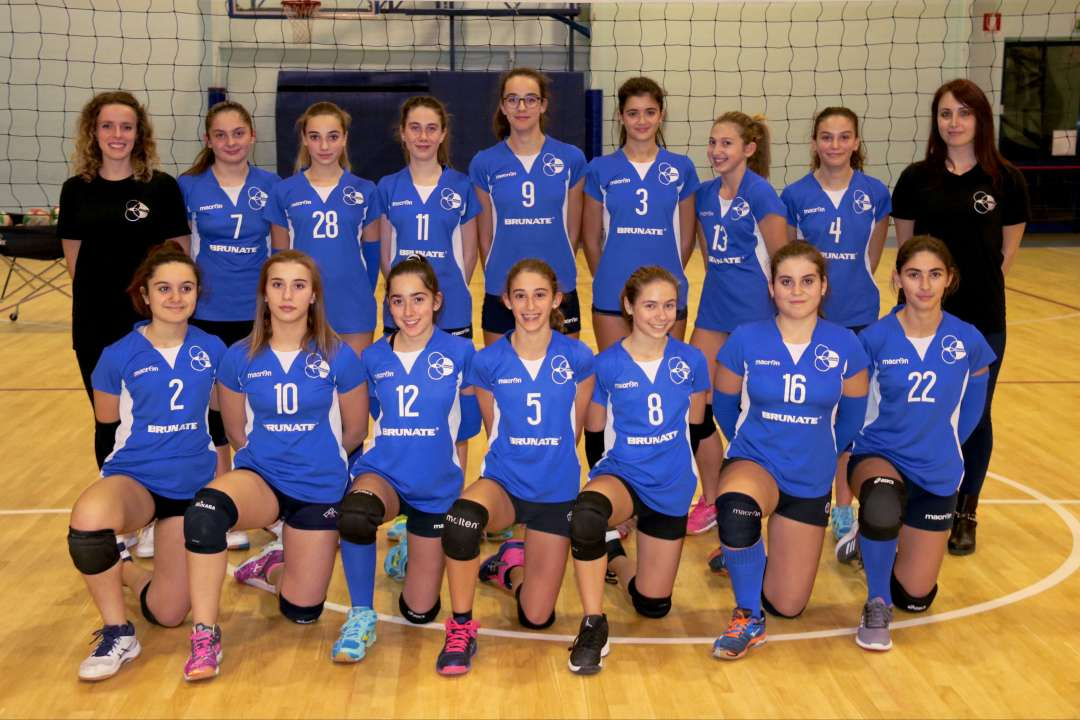 Under 14 < A.S. 2018 - 2019 >