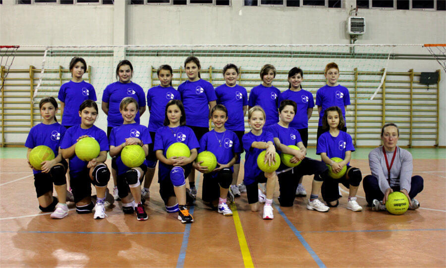 - 2013 - MINI VOLLEY APPIANO