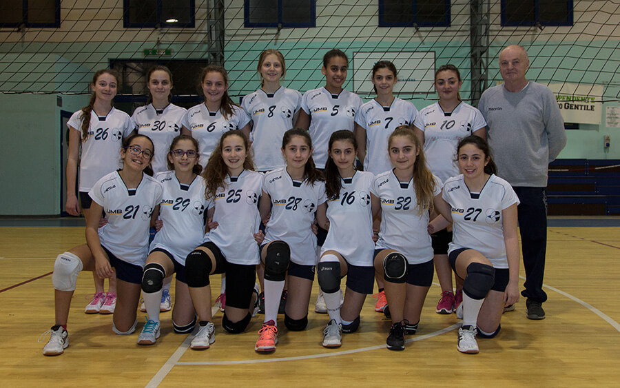 Under 14 < A.S. 2016 - 2017 >