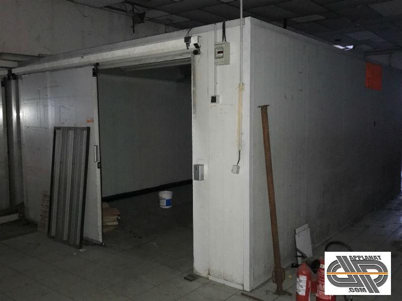 chambre froide positive 24 m2 57 m3
