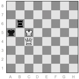 Black can draw in this endgame