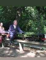 Malden Miniature Railway