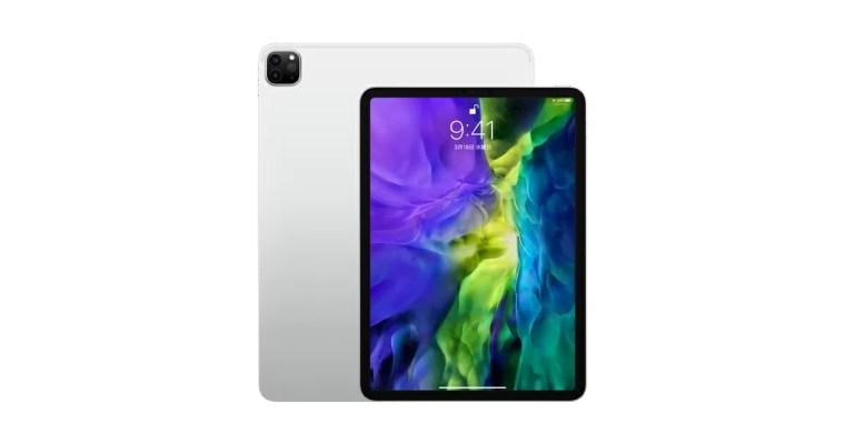 M1チップを搭載したiPad Pro!タブレットならiPad!
