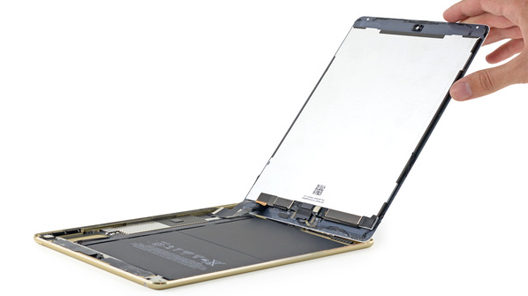 reparatii ipad air 2 display