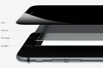 Inlocuire geam iphone