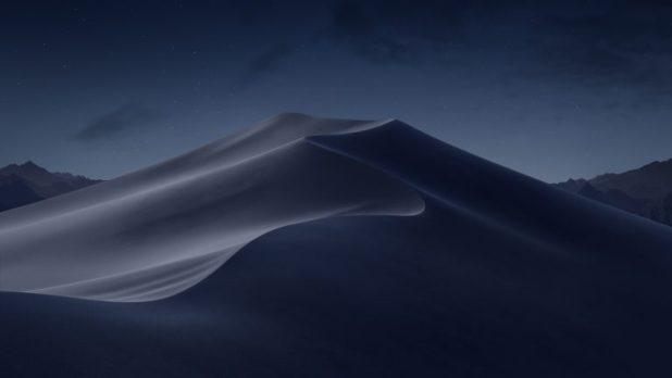 خلفيات macOS Mojave