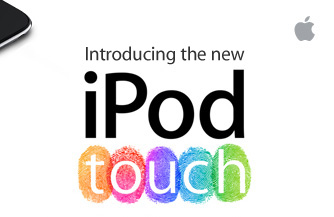 Introducing the new iPod touch