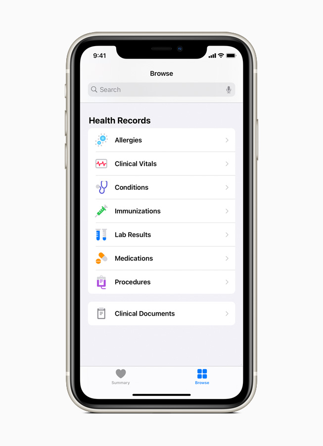 Apple Health App Now Available in the UK and Canada