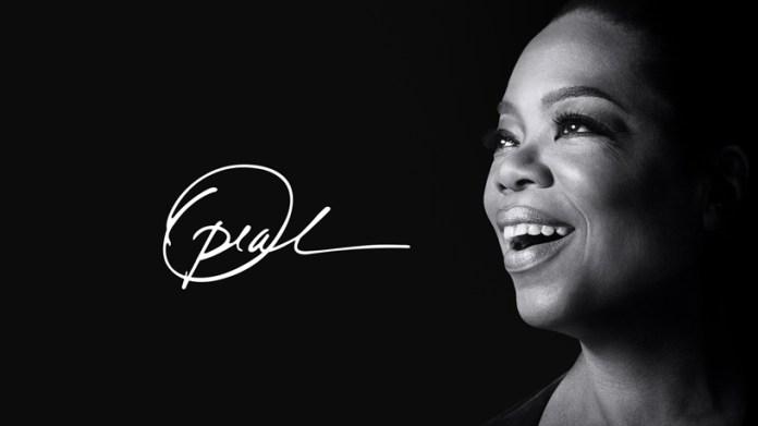 """Oprah"" no Apple TV+."
