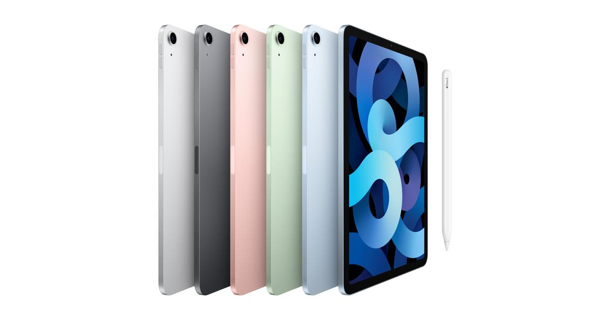 Tech :  Tout nouvel iPad Air avec puce A14 Bionic avancée disponible à la commande à partir de  , avis