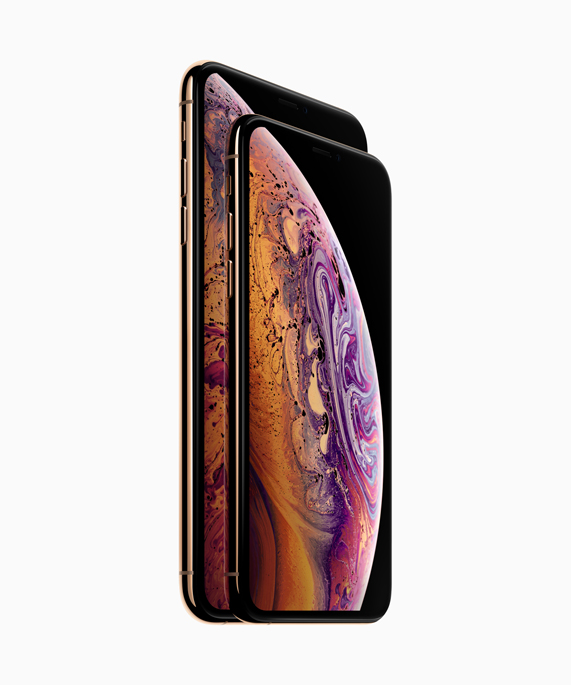 Iphone Xs And Iphone Xs Max Bring The Best And Biggest Displays To Iphone Apple