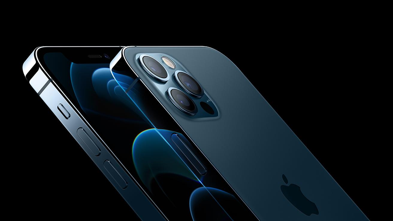 Apple anuncia iPhone 12 Pro e iPhone 12 Pro Max com 5G - Apple (BR)