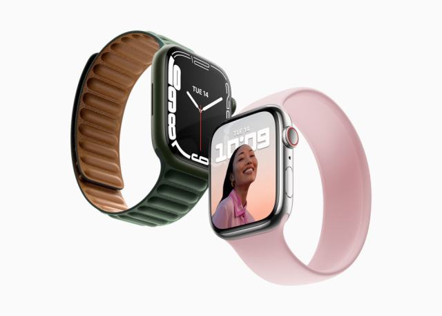 Apple Watch Series 7 Specifications are Provided