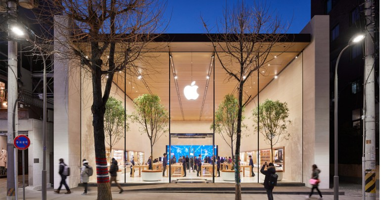 Apple opens its first store in South Korea this Saturday - Apple (UK)