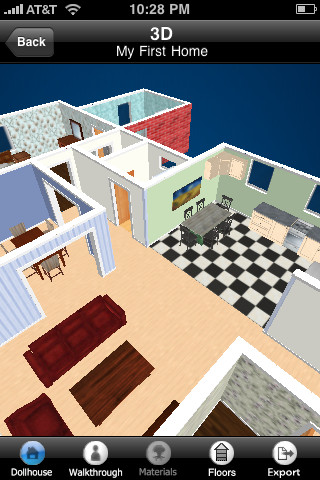 Home Design 3d App Per Arredare Casa Apple App