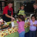 Apple Tasting - Hortonville Middle School