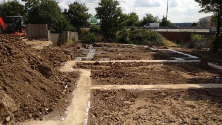 Site Construction