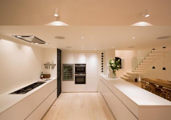 Interior kitchen