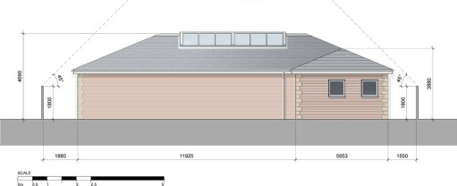 Illustrated Elevation