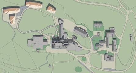 Site plan | Demolition