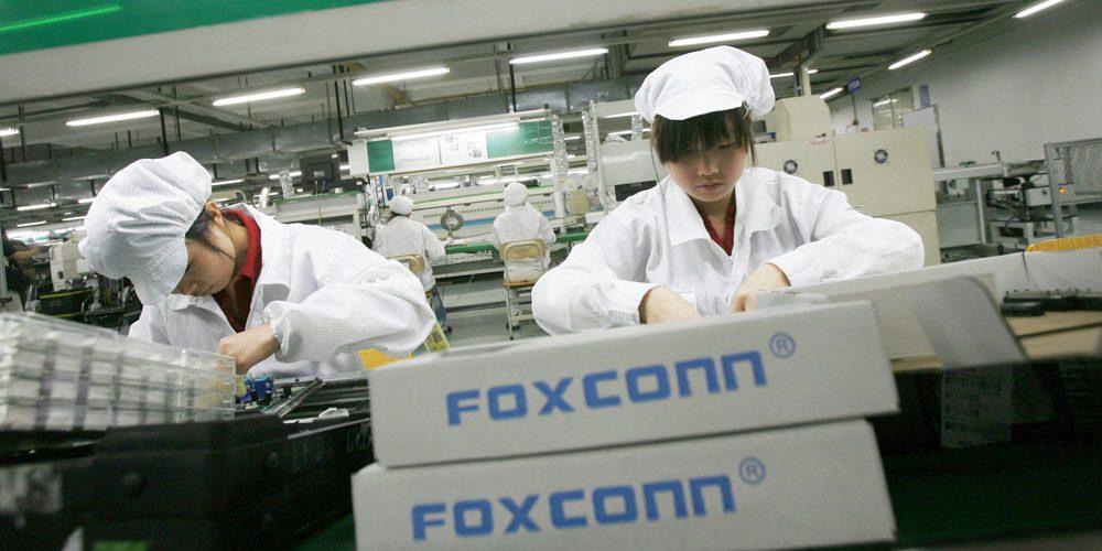 Apple-Foxconn