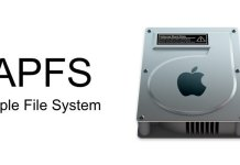 Apple File System (APFS)