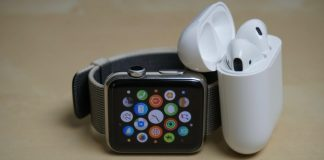Apple Watch ve AirPods