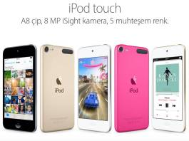 2017 iPod touch