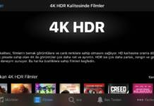iTunes 4K HDR