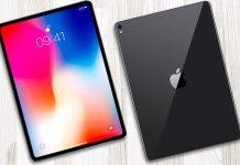 2018 iPad Pro Modeli