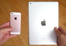 iPhone ve iPad 2017