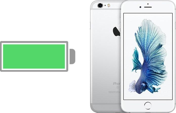 iPhone 6s Pil