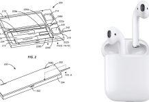 Apple, Apple Watch için AirPods tarzı kablosuz şarj davası için patent verdi