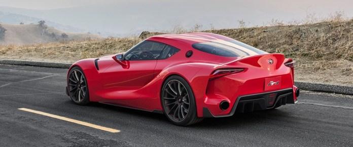 Toyota Yeni Supra Neye Benzeyecek! Açıkladı