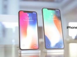 iPhone X Plus'ın ekranı olduğu iddia edilen görüntü sızdı