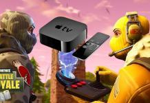 Fortnite Apple TV'ye Gelecek Mi?