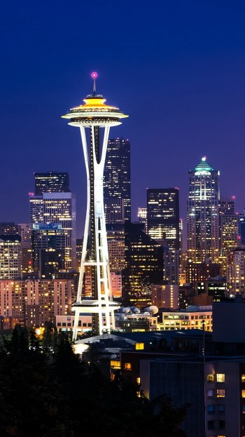 seattle-space-needle-building-night-iphone-6-wallpaper