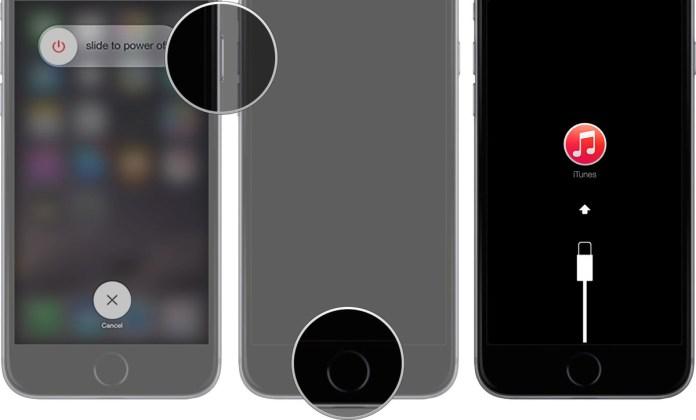iPhone DFU Mod