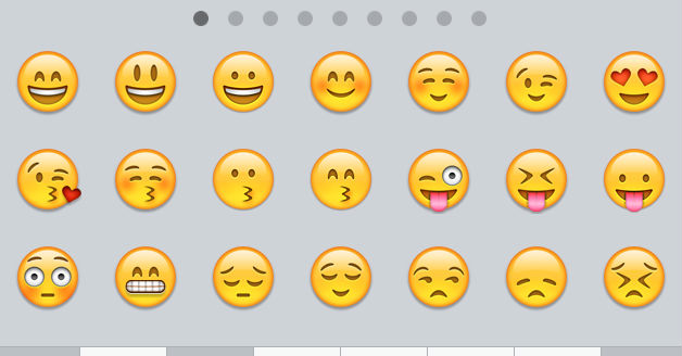 Emoji náhled