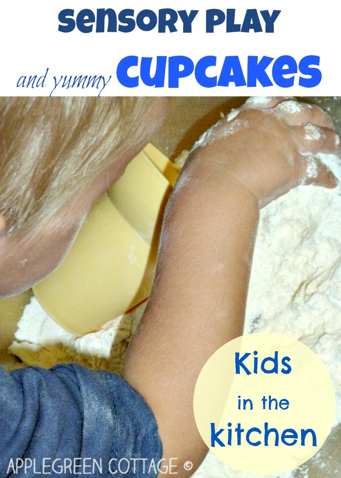 Flour Sensory Play For Toddlers – Why and How?