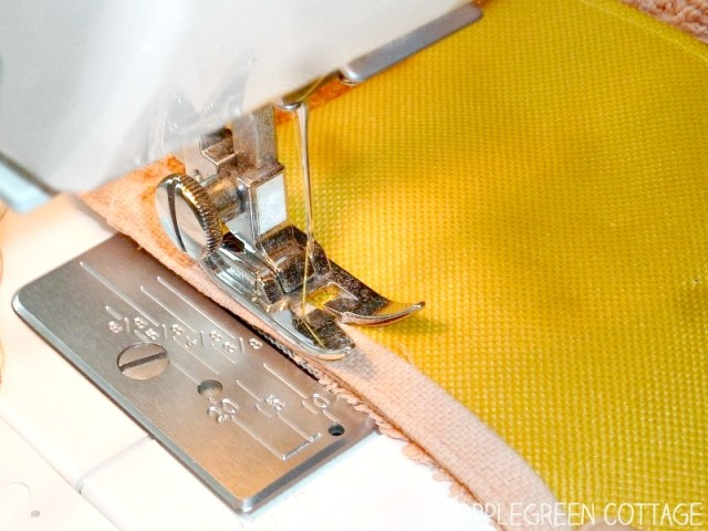 how to make reusable mop pads