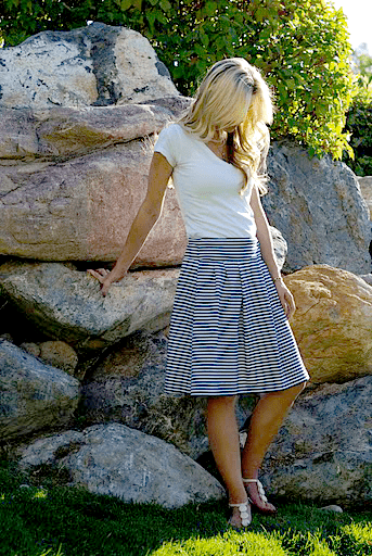 pleated skirt pattern free