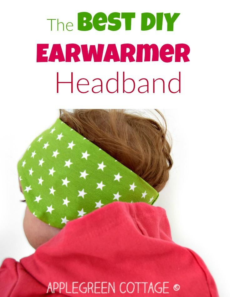 The Best Ear Warmer Headband Pattern