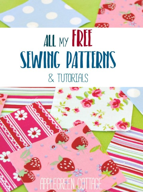 all free sewing patterns