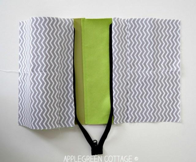 free makeup bag pattern