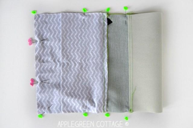 cosmetic bag pattern