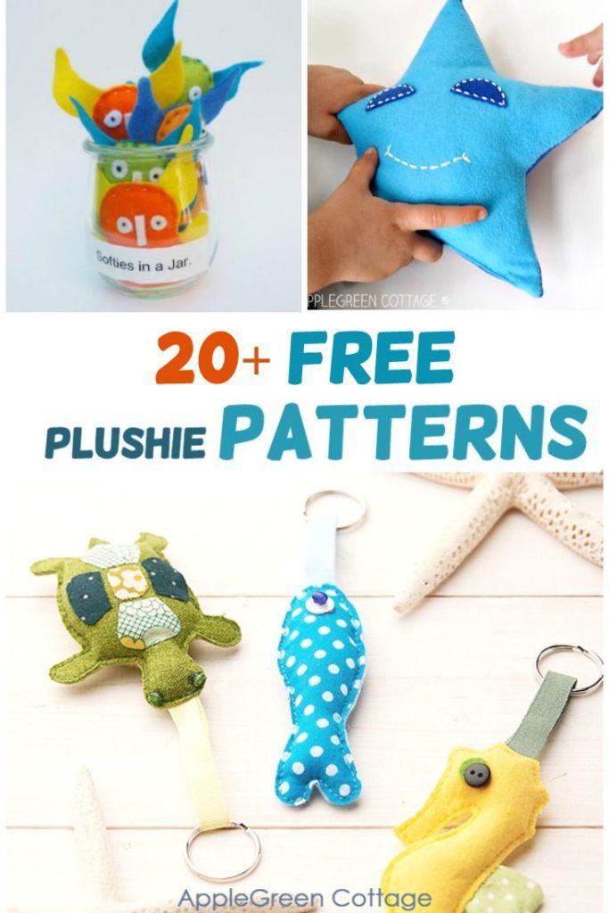 free plushie patterns