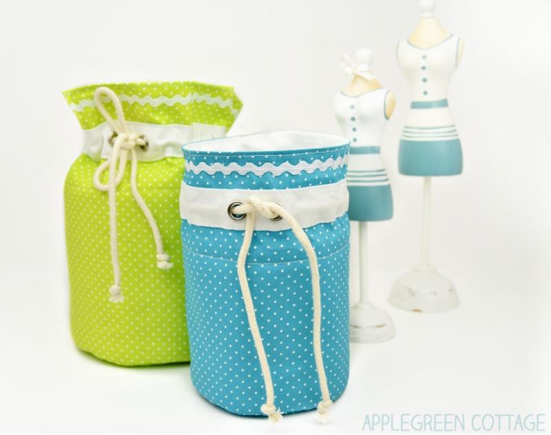 round home storage baskets