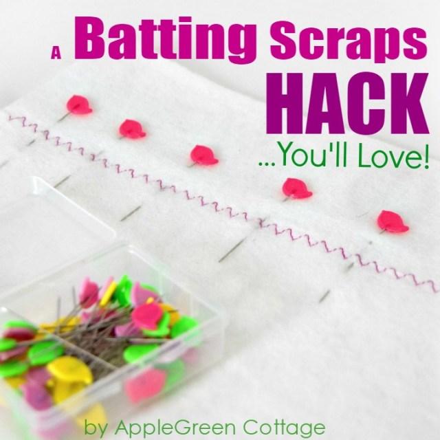 sewing batting